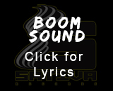 Boom Sound - Lyrics