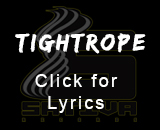 YT - Tightrope - Lyrics